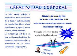 Creatividad Coporal