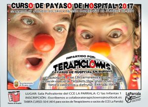 cartel terapiclowns