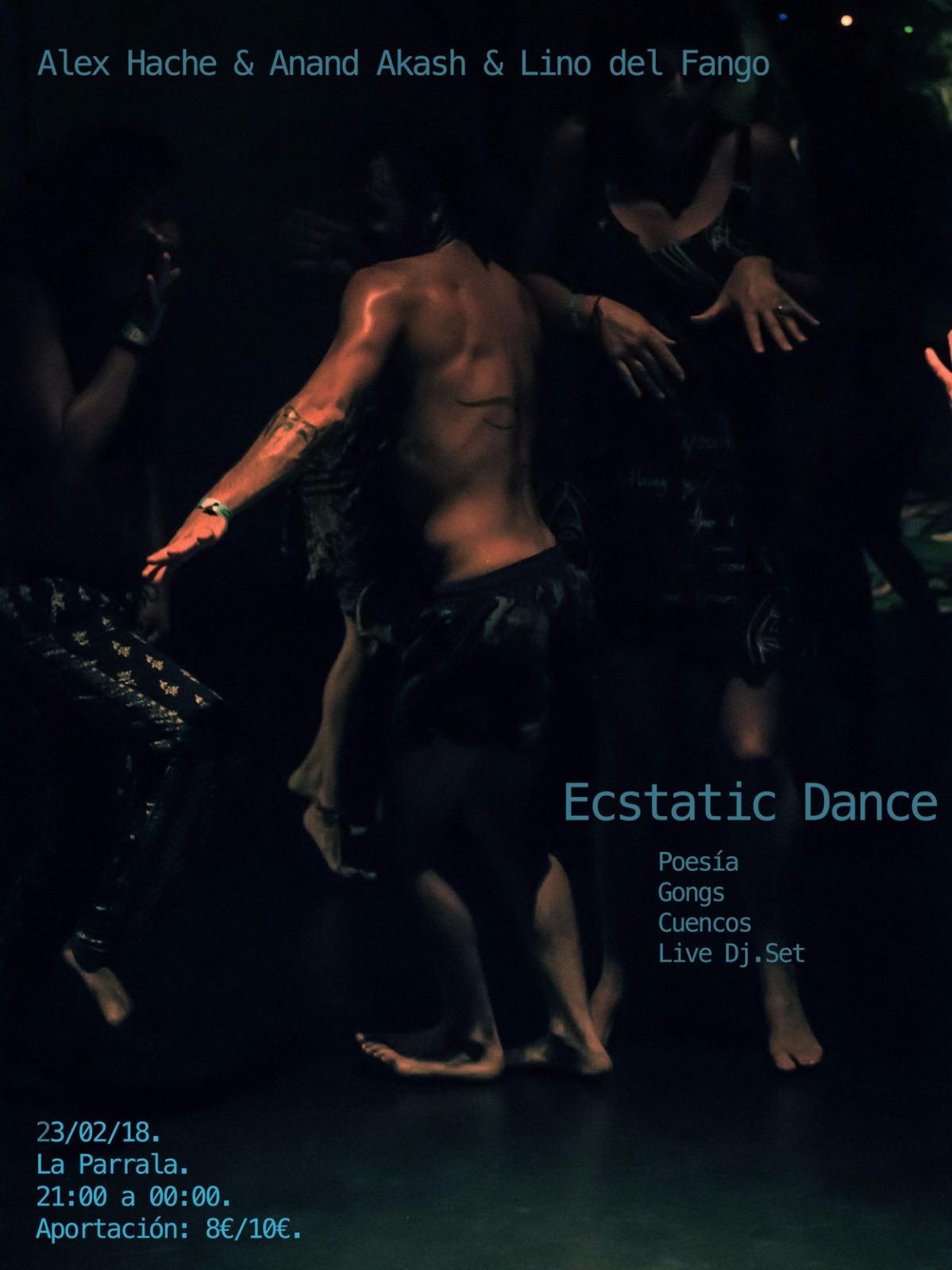 Ecstatic Dance febrero2018