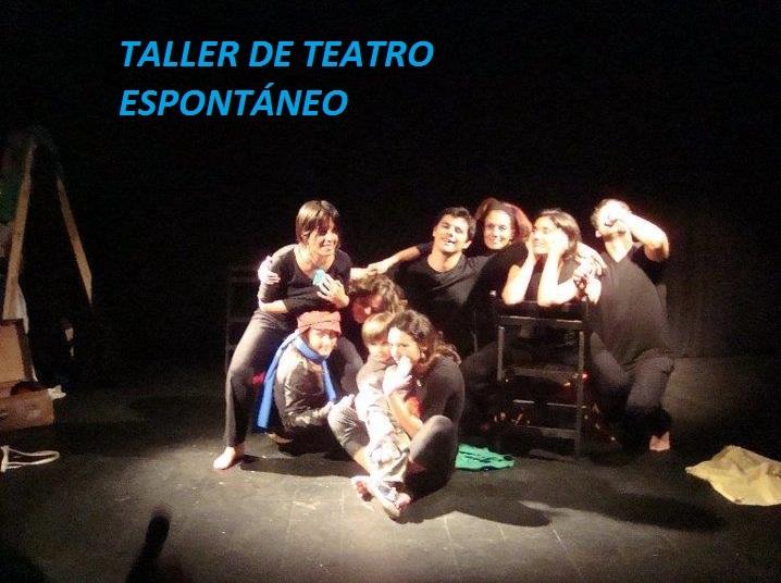 taller de teatro espontáneo