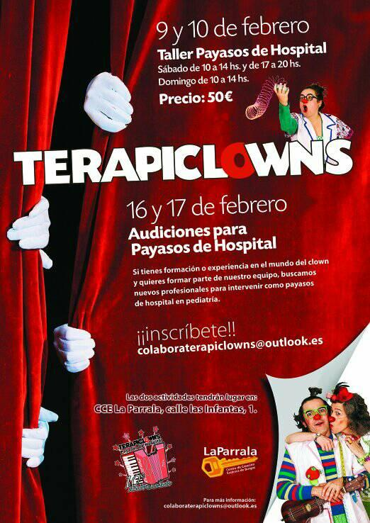 audiciones terapiclown